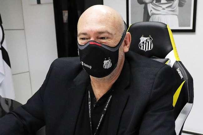 Santos teve superávit de R$ 14 mi no segundo trimestre de 2021 (FOTO: Pedro Ernesto Guerra Azevedo/Santos FC)
