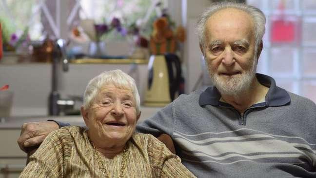 Theo e Ora Coster, inventores dos pop-it originais