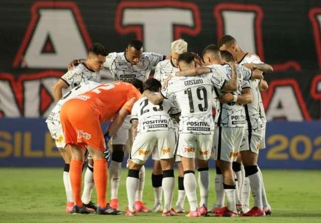 Corinthians vai precisar de tempo para encaixar as novas peças que chegaram (Foto: Rodrigo Coca/Ag. Corinthians)