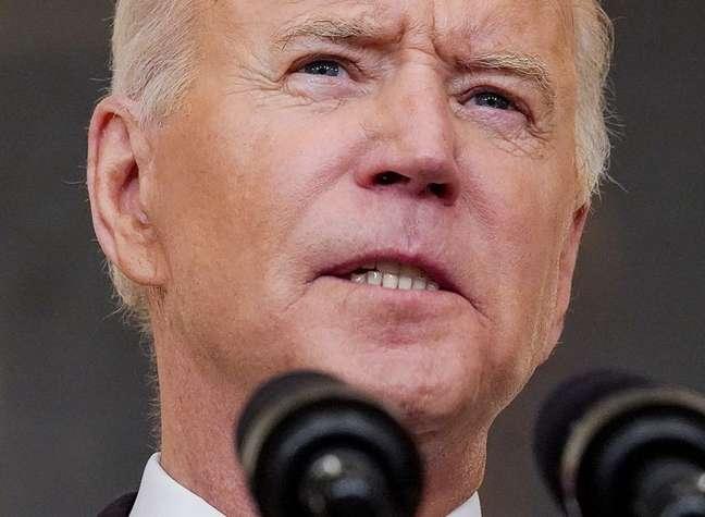 Presidente dos EUA, Joe Biden, na Casa Branca 09/09/2021 REUTERS/Kevin Lamarque