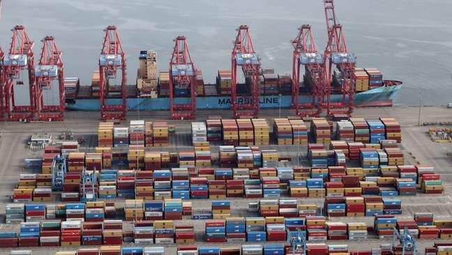 As indústrias de comércio eletrônico estão sendo atingidas pela guerra comercial EUA-China, dizem os especialistas