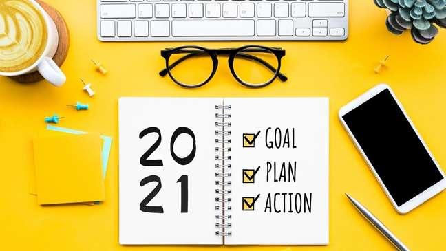 Ainda dá tempo de realizar as metas propostas no réveillon!