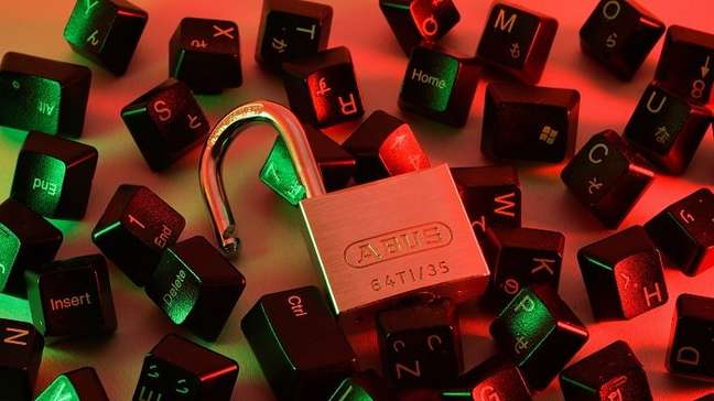 Criptografia é a soma de algoritmo com chave
