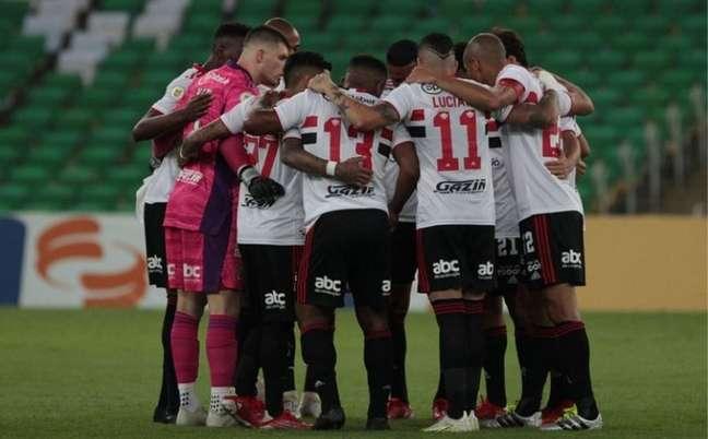 São Paulo tem jogos importantes na semana (Foto: Rubens Chiri / saopaulofc.net)