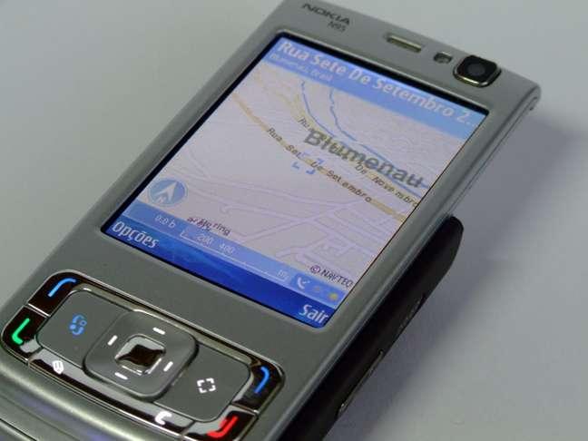 Nokia N95 com Symbian