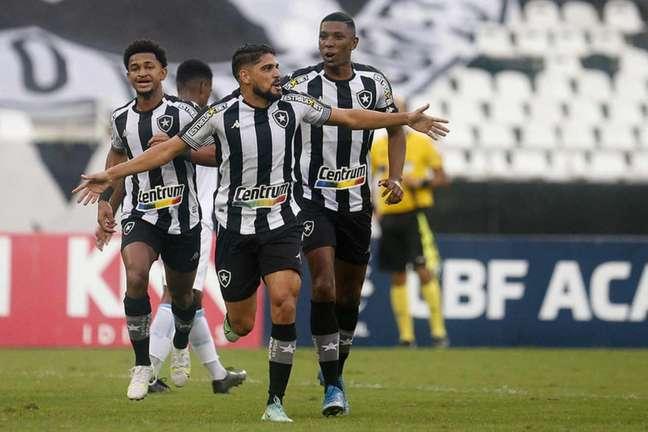 Botafogo, em boa fase, enfrenta o Náutico no próximo sábado, pela Série B (Foto: Vítor Silva/Botafogo)
