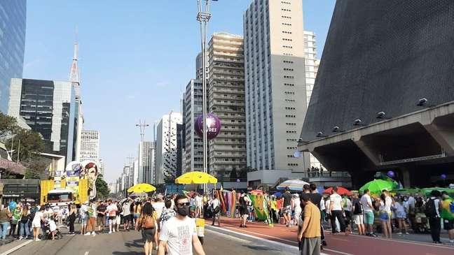 Atos ocorreram cinco dias após manifestações a favor do presidente