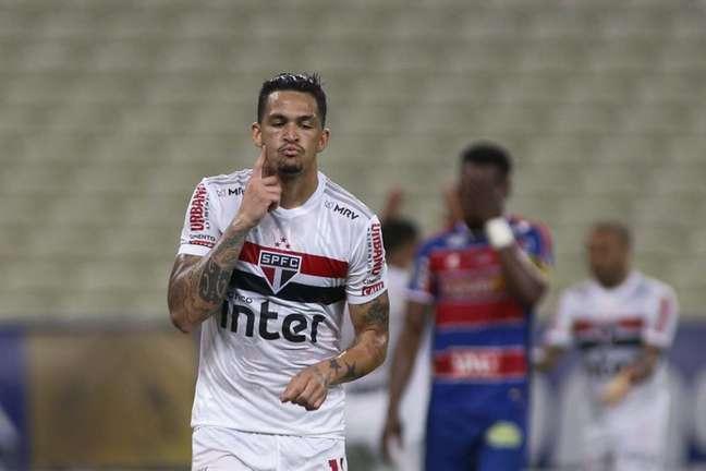 São Paulo tem histórico positivo como visitante diante do Fortaleza (Foto: Miguel Schincariol / saopaulofc.net)