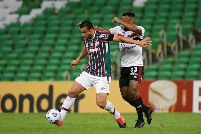 Fluminense vence o São Paulo por 2 a 1