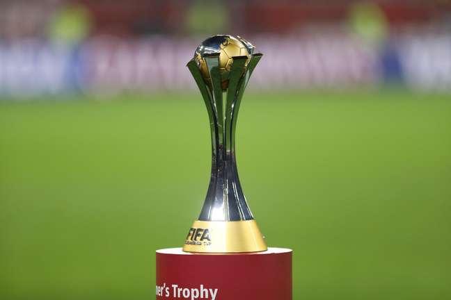 Troféu do 'Mundial de Clubes' da Fifa 2019