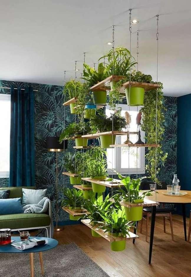 1. Descubra como trazer a natureza para dentro de casa. Fonte: Arkpad