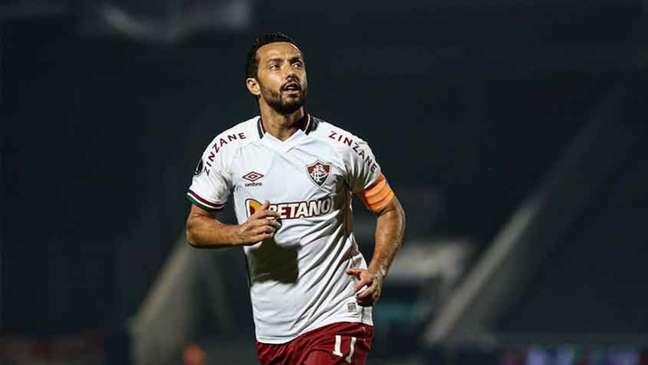 Nene está de saída do Fluminense e deve reforçar o Vasco, seu ex-clube (Foto: Lucas Merçon/Fluminense)