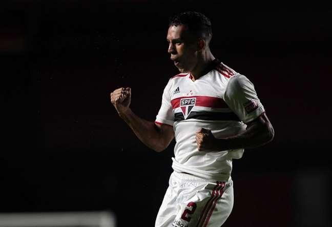 Igor Vinícius tem bons números pelo São Paulo nesta temporada (Foto: Flickr/São Paulo)