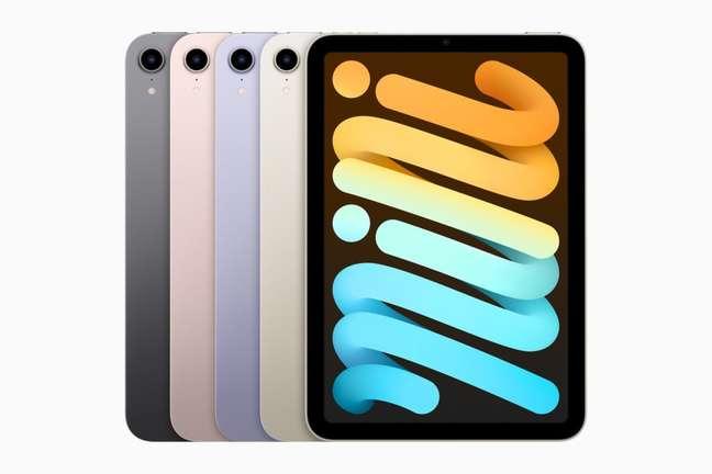 iPad Mini de 6ª geração
