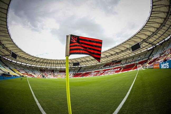 O Flamengo contará com a torcida no Maracanã (Foto: Alexandre Vidal/Flamengo)