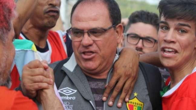 Waguinho Dias retorna ao Brusque com a