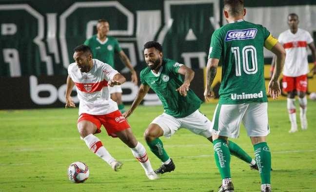Galo ocupa o 4º lugar na Série B (Foto: Douglas Araújo / Divulgação / CRB)
