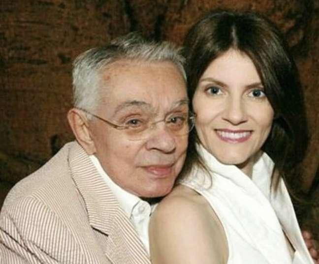 Malga Di Paula, viúva de Chico Anysio, esteve internada em decorrência da covid-19