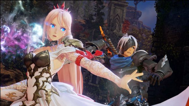 Tales of Arise foi lançado em 2021
