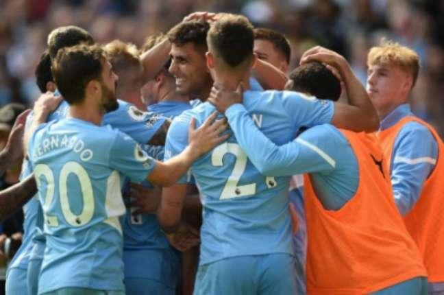 City busca seu primeiro título de Champions (OLI SCARFF / AFP)