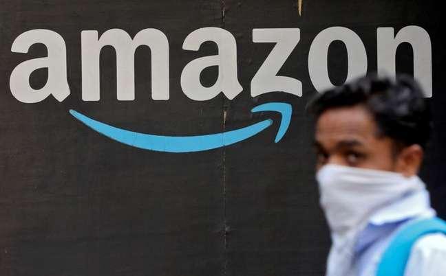 Logo da Amazon REUTERS/Francis Mascarenhas