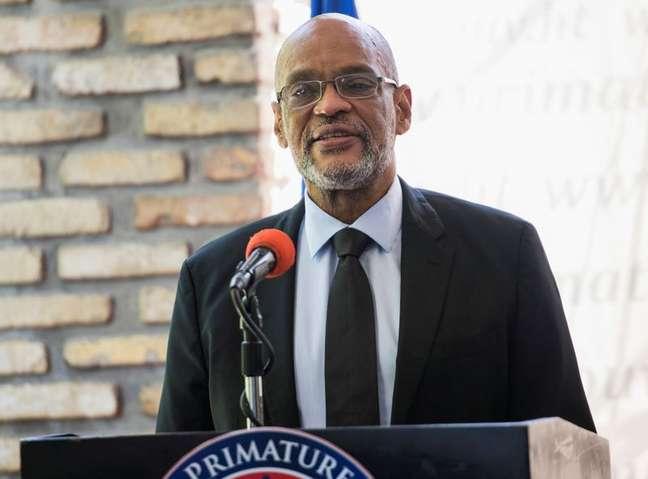 Premiê do Haiti, Ariel Henry 11/09/2021 REUTERS/Ralph Tedy Erol