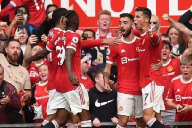 United entra na briga pela Champions (Foto: OLI SCARFF / AFP)