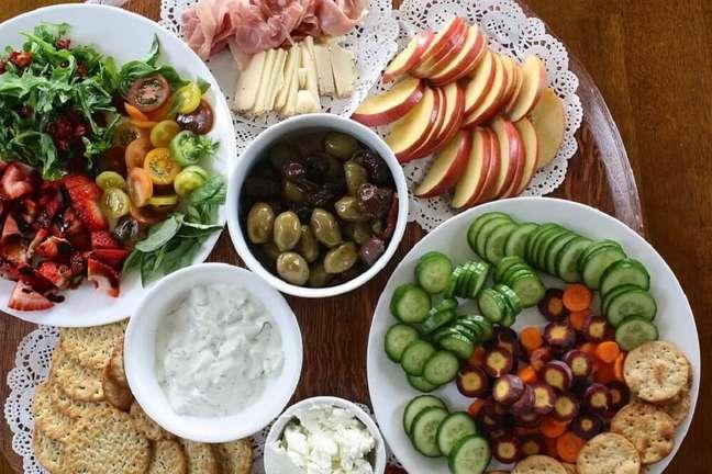 7. Preze por uma alimentação saudável. Fonte: Pixabay