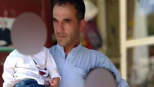 Este homem, o lojista Abdul Sami, acreditava que não corria perigo com a ascensão do Talebã, disseram as fontes