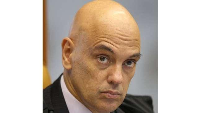 Alexandre de Moraes, ministro do Supremo Tribunal Federal