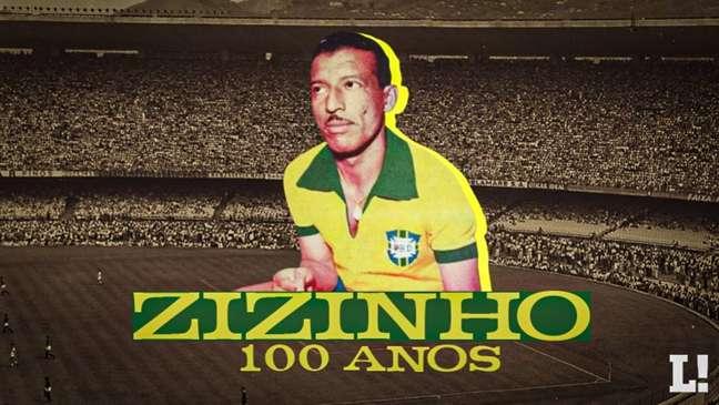 Zizinho foi apontado como o 'Leonardo da Vinci' da Copa de 1950 por um jornalista italiano(Arte Lance!)
