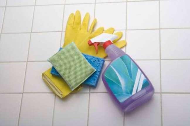 2. Materiais para o passo a passo de como tirar mofo da parede – Foto Getty Images