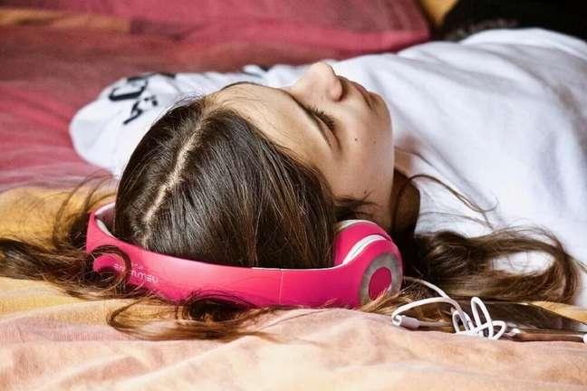 4. Crie uma playlist com músicas que retratam sons da natureza. Fonte: Pixabay