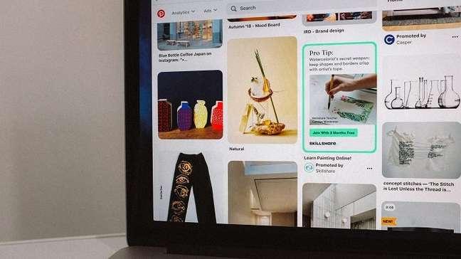 Pinterest é mais um site que passou a adotar o PWA