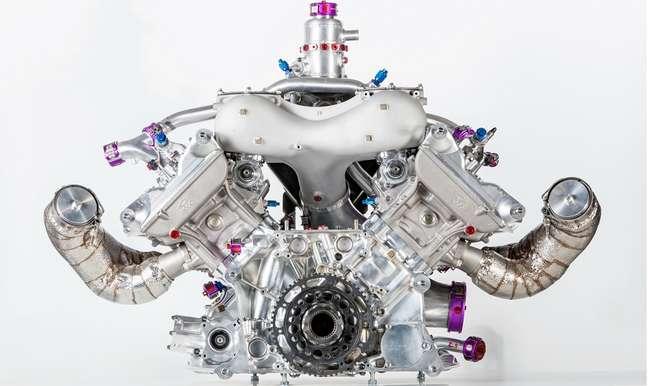 Este é o motor que a Porsche quer utilizar em sua volta à F1.