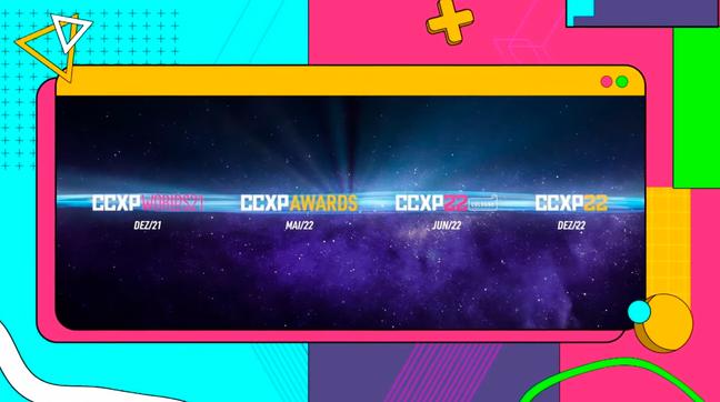 CCXPVerso tem calendário previsto até dezembro de 2022