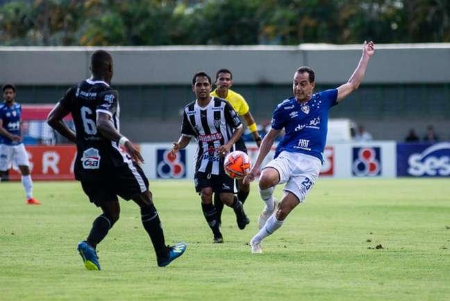 Rodriguinho deixou o Cruzeiro em 2020 e alega não ter recebido o que foi combinado com a equipe mineira-(Bruno Haddad/Cruzeiro)