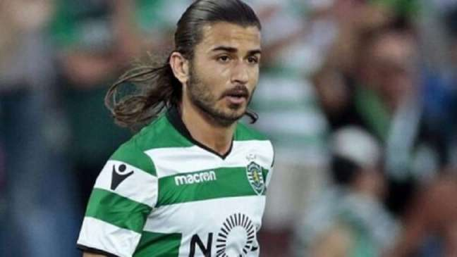 Mattheus Oliveira rescindiu contrato com o Sporting e busca um novo clube (Foto: Divulgação/Sporting)
