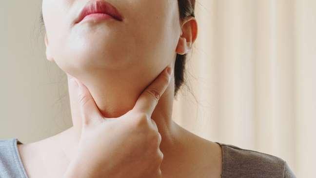 O inchaço dos gânglios é um dos sintomas de linfoma