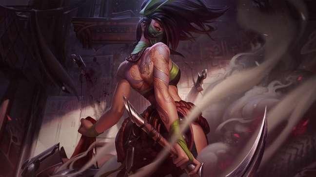 Akali, de League of Legends