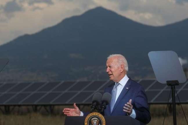 Presidente dos EUA, Joe Biden 14/09/2021 REUTERS/Leah Millis