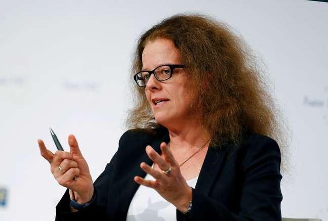 Isabel Schnabel, membro do BCE22/11/2019REUTERS/Ralph Orlowski