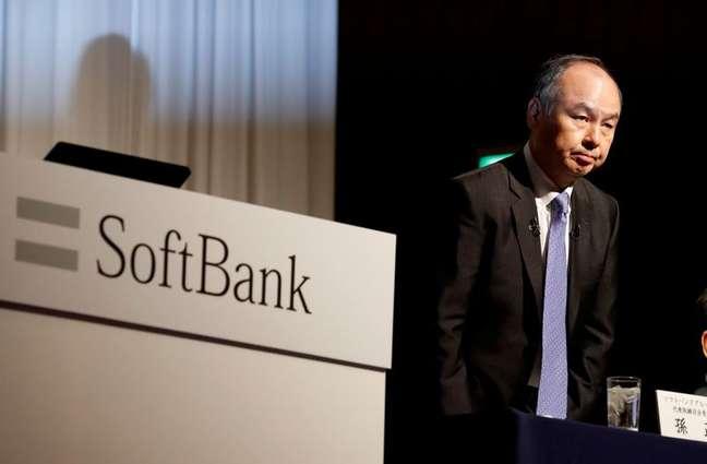 CEO do SoftBank, Masayoshi Son, em entrevista em Tóquio  5/11/2018 REUTERS/Kim Kyung-Hoon
