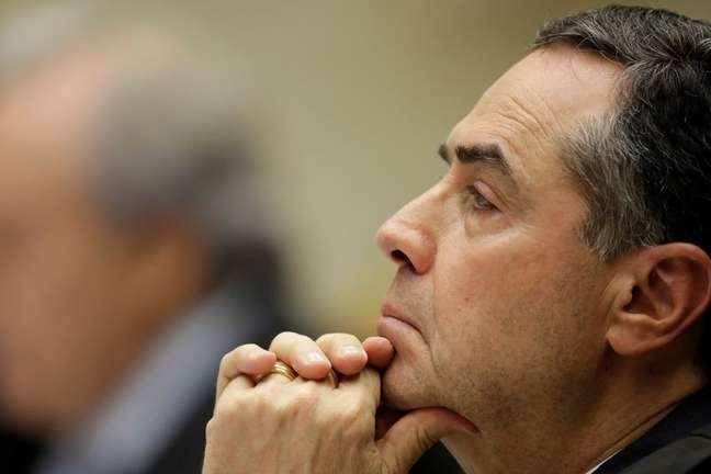 Luís Roberto Barroso REUTERS/Ueslei Marcelino