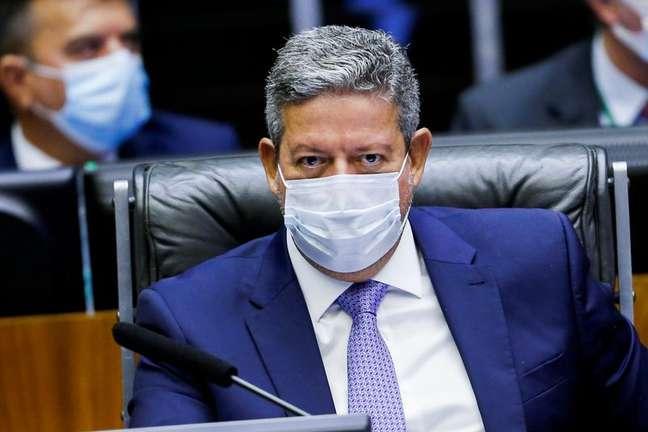 Presidente da Câmara, Arthur Lira 14/09/2021 REUTERS/Adriano Machado