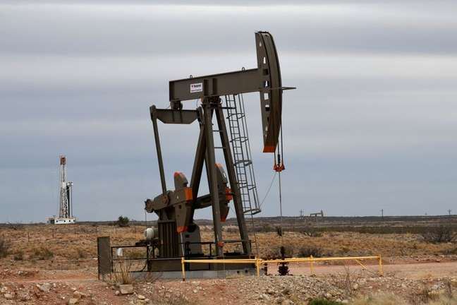 Exploração de petróleo em Carlsbad, Novo México 11/2/2019 REUTERS/Nick Oxford