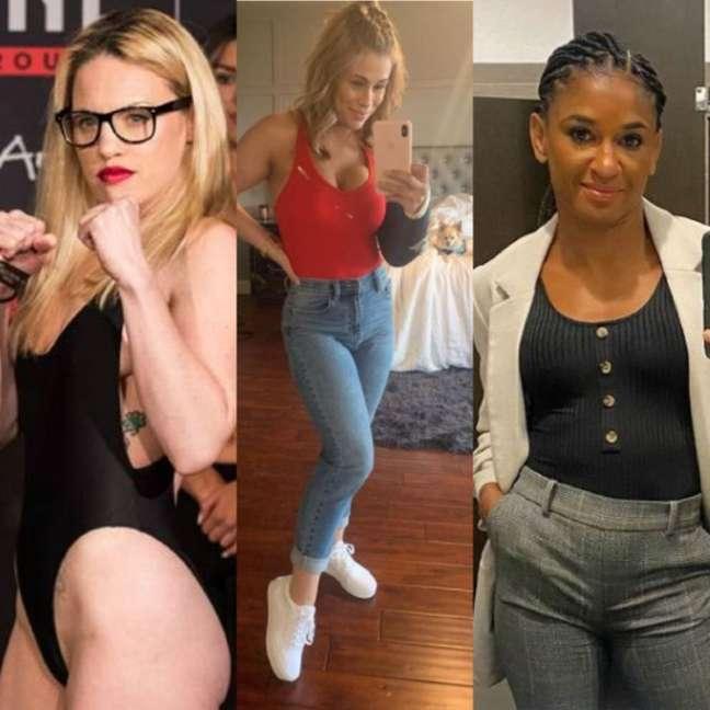 Especialista em moda analisou o estilo das lutadoras de MMA (Foto: divulgação)