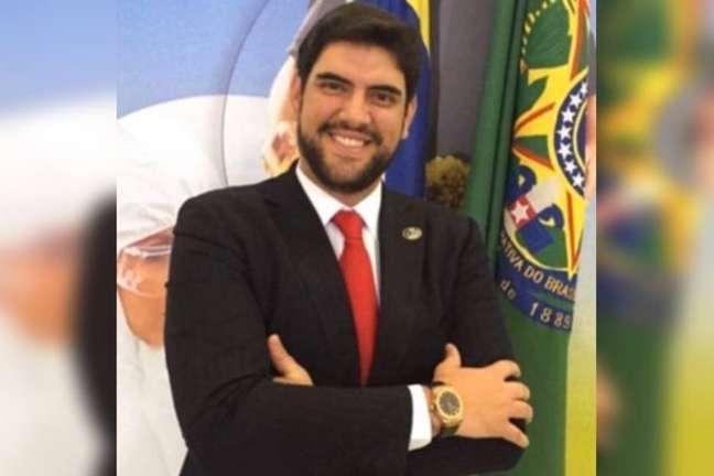 Marconny Albernaz de Faria, suspeito de atuar como lobista da Precisa Medicamentos.