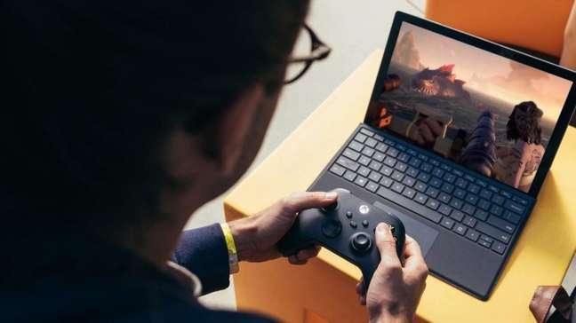 Remote Play do Xbox funciona com jogos de Series X|S