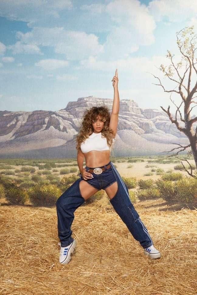 Beyoncé estrela campanha da Ivy Park Rodeo